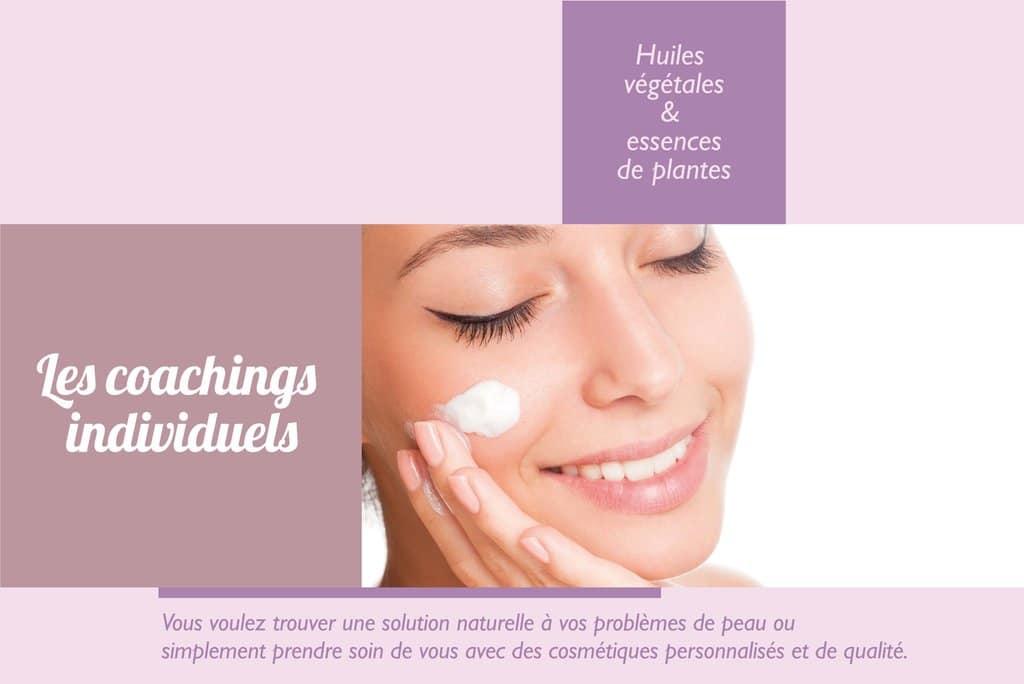 Anaturea, les ateliers et coachings dermo-cosmétiques naturels
